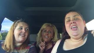 Car karaoke jess and Mary style with special guest Jenny/Tom petty