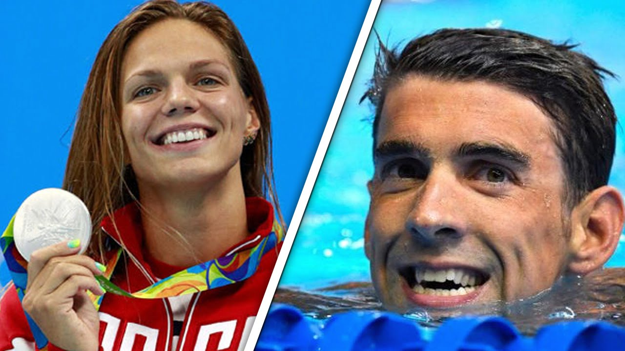Russian Swimmer Points Out Michael Phelps In Doping Defense thumbnail