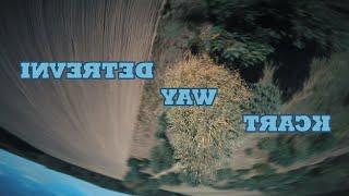 INVERTED YAW TRACK learning | FPV freestyle | Bazajaytee
