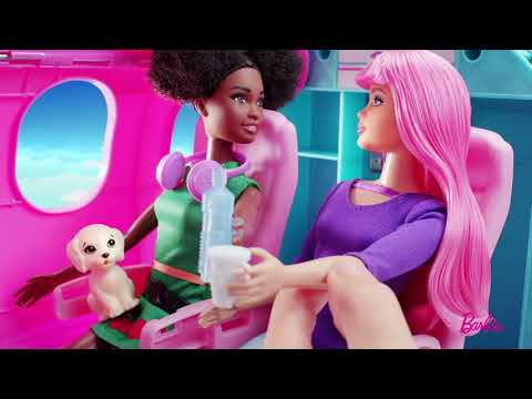 Barbie L'avion de rêve