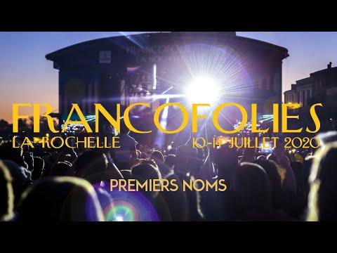 BANDE-ANNONCE #FRANCOS2020 - Premiers Noms