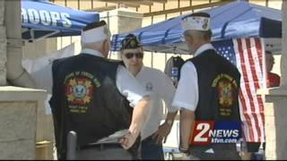 Honor Flight Nevada  KTVN Channel 2  Reno Tahoe News Weather Video