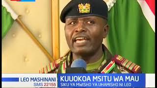 Uhamisho kutoka msitu wa Mau yaanza huku siku 60 zilizotolewa na serikali zikiisha
