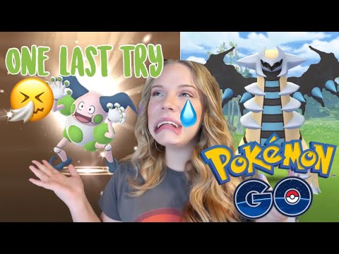 I'M SAD. Shiny Giratina Raid and Final Batch of Shiny Regional 7km Eggs | Pokémon Go