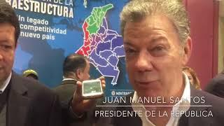 Miniatura Video La Revolución de la Infraestructura. Saludo Presidente de la República