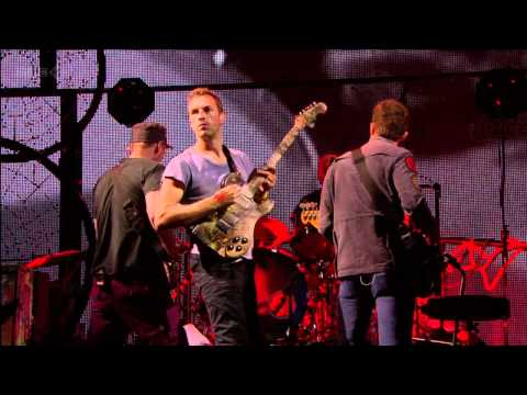 God Put A Smile Upon Your Face - Coldplay - Live T in the Park - BBCHD
