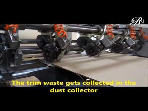 NAGPAL High Speed Fingerless Corrugation Machine