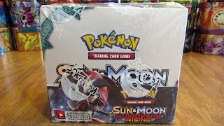 Guardians Rising Pokemon Booster Box Opening Pt. 1