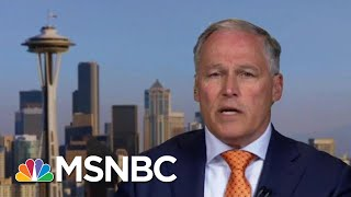 Full Jay Inslee: Climate Change 'Is A Health Care Issue First And Foremost' | MTP Daily | MSNBC