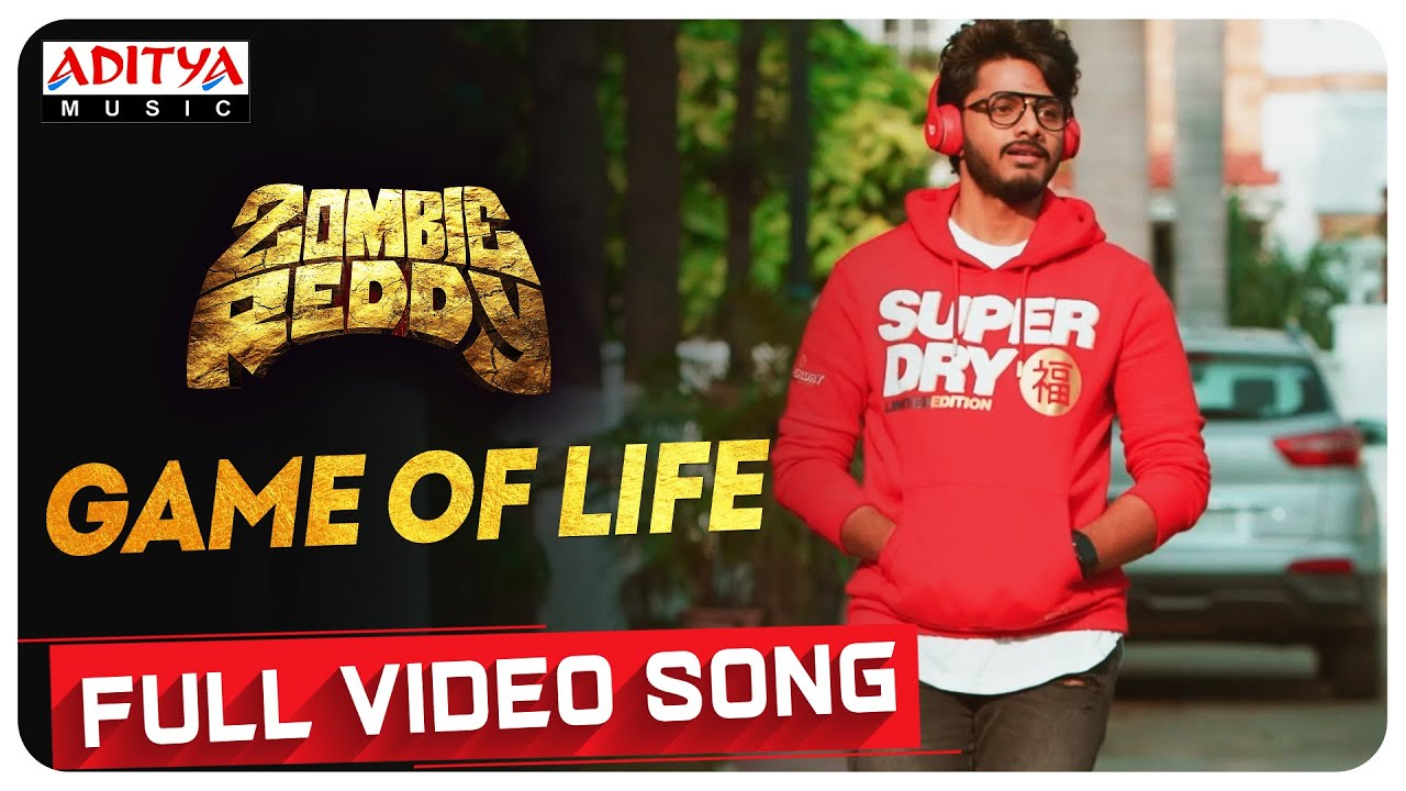 #ZombieReddy​ -Game of Life Full Video Song