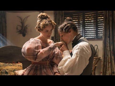 Gentleman Jack:  Anne Lister & Ann Walker's First Kiss
