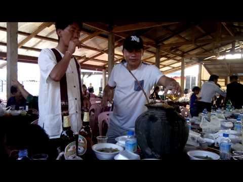 Cawv Xaws - Wedding in Laos @khosiab Channel