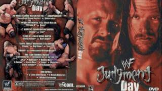 WWE Judgment Day 2000,2001 Theme Song Full+High Quality Mp3