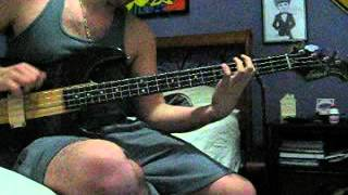 day in day out bass cover - streetlight manifesto