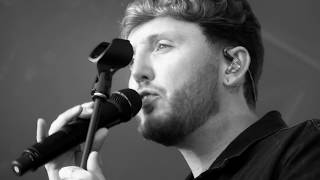 James Arthur   At My Weakest   Closeup    Mouth Of The Tyne Festival