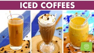 Healthy Iced Coffee & Cold Brew Recipes + FREE EBook