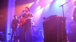 Johannes Oerding- Wenn du lebst live@Kongresshalle Gießen 20.03.2015