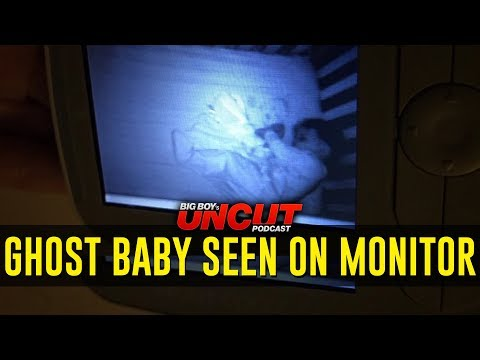Mother Ghost Baby Seen In Baby Monitor & We Share Our Own Ghost Stories