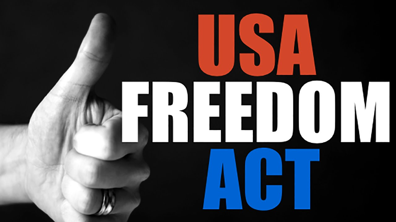 USA Freedom Act Reduces NSA's Spying Power thumbnail