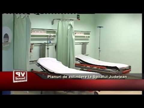 Planuri de extindere la Spitalul Județean