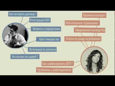 Юридические консультации онлайн - Правовед.RU