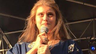 Jenny De Nucci fa commuovere tutti con il suo discorso sul bullismo