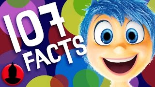 """107 Pixar's """"Inside Out"""" Facts YOU Should Know!   Cartoon Hangover"""