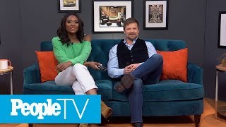 Steve Zahn Still Gets Recognized For His Guest Spot As Phoebe's Husband On 'Friends' | PeopleTV