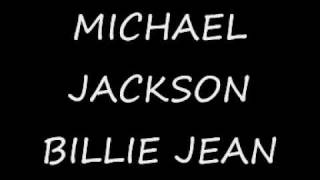 Michael Jackson Billie Jean Mp3