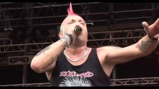 THE EXPLOITED - Army Life (Live 2008)