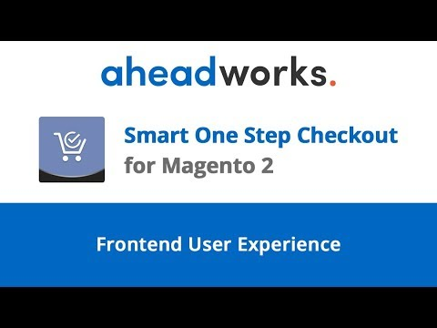Smart One Step Checkout Video