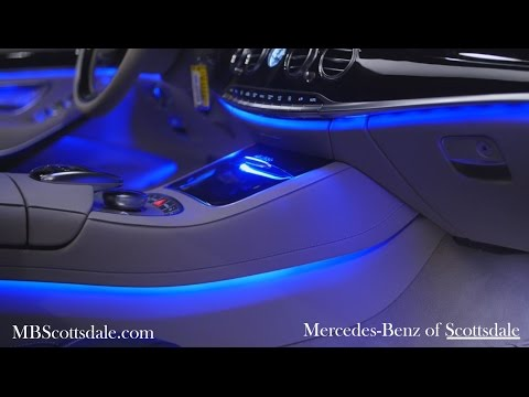 Video So Many Benefits - The 2017 Mercedes-Benz S-Class S 550 from Mercedes Benz of Scottsdale