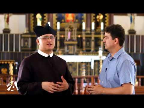 Entrevista com Pe. Bráulio Maria sobre a Semana Santa em Trindade (GO)