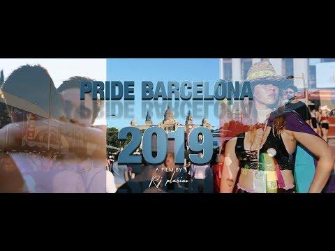 #pride #barcelona #pridebarcelona2019 PRIDE BARCELONA 2019