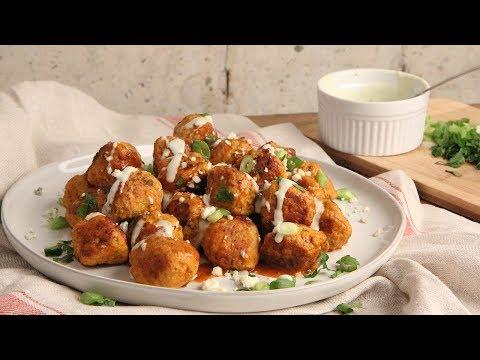 Buffalo Chicken Meatballs | Episode 1228