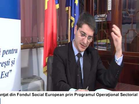 (VIDEO) Locuri de muncă pentru TINEri în București și Regiunea Sud Est – GEORGE BREZOI (E1)