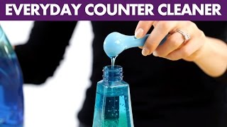 Everyday Countertop Cleaner - Day 7 - 31 Days Of DIY Cleaners (Clean My Space)