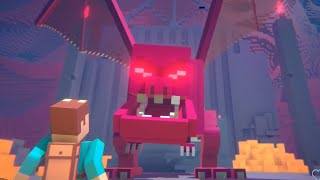 What it's like playing Minecraft for the first time