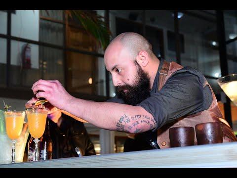 Un destacado Bartender en Antofagasta