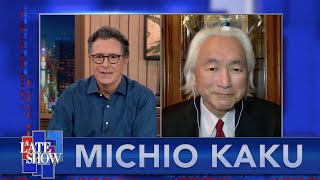 """""""It's A Bad Idea To Advertise Our Existence"""" - Michio Kaku On Making Contact With Extraterrestrials thumbnail"""