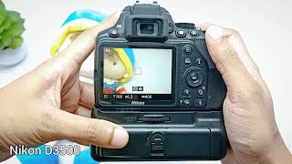 Nikon D3500 Autofocus Subject tracking