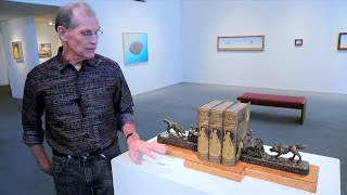 BRUCE RICHARDS : FUTURE/PAST : PAINTINGS AND SCULPTURE