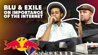 Blu & Exile on producing, Influences and the importance of the internet | Red Bull Music Academy