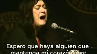 Antony & The Johnsons   Hope There's Someone Subtitulada Español