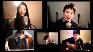 "Arden Cho & Gerald Ko ""Just a Kiss""  (Lady Antebellum)"