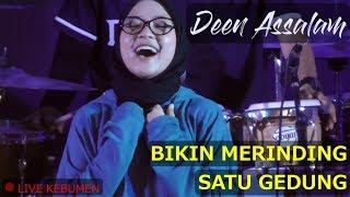 Deen Assalam by Nissa Sabyan Bikin Merinding Satu Gedung - Konser Sabyan Gambus di Kebumen