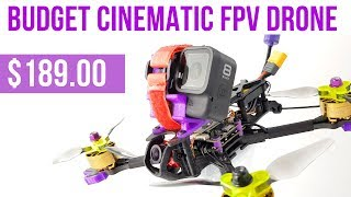CINEMATIC FPV DRONE ON A BUDGET // ALL NEW LAL 5STYLE