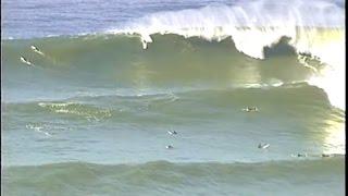 """""""Lunada Bay"""" 10-20 feet - surfing"""