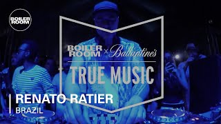 Renato Ratier - Live @ Boiler Room & Ballantine's True Music Brazil 2017