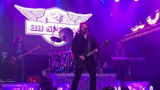 38 Special -Like No Other Night  3/3/18 Fremont St Las Vegas NV